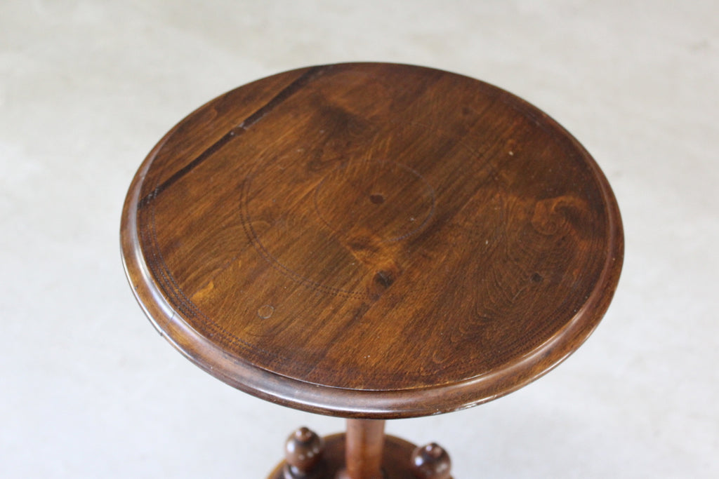 Small Gypsy Style Occasional Table - Kernow Furniture
