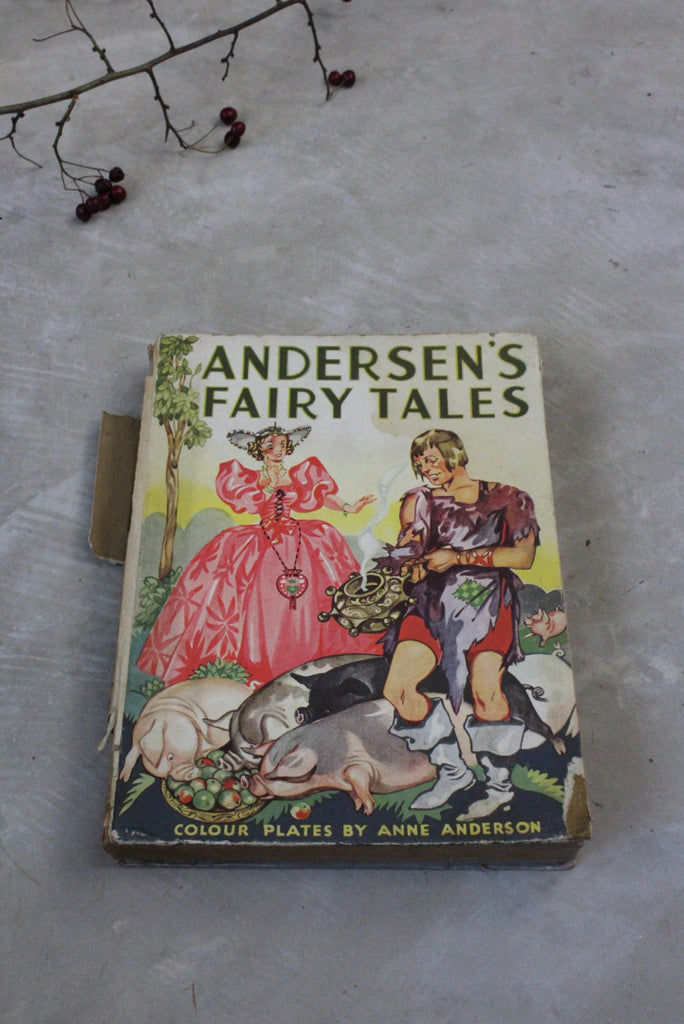 Andersens Fairy Tales - Kernow Furniture