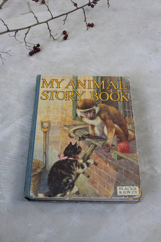 My Animal Story Book