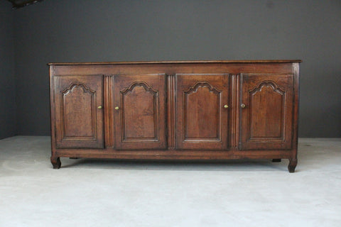 Antique French Enfilade Sideboard