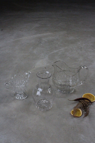 Glass Jugs & Carafe
