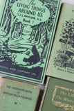 Collection of Vintage Nature Books - Kernow Furniture