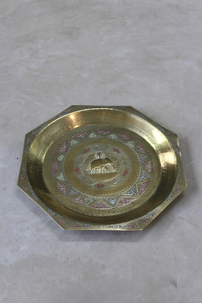 Eastern Brass Tray