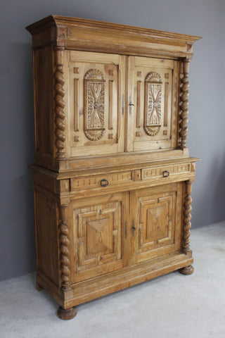 Continental Pine Cupboard