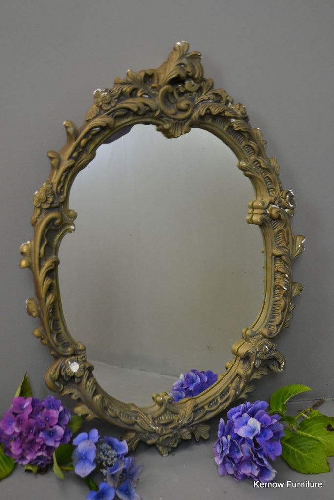 Modern Rococo Style Mirror - Kernow Furniture 100s vintage, retro & antique items in stock