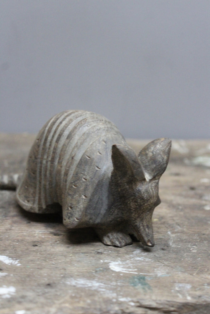 Carved Armadillo