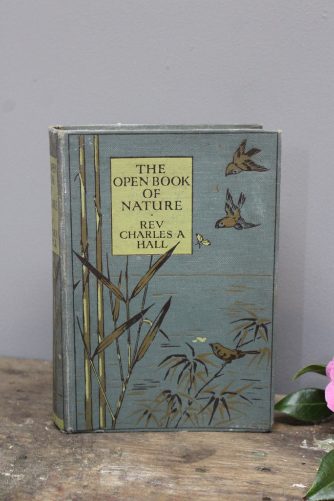 The Open Book of Nature - Kernow Furniture