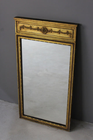 Gilt Pier Glass