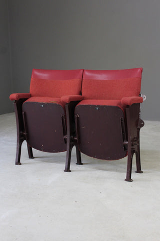 Pair Folding Theatre Cinema Seats
