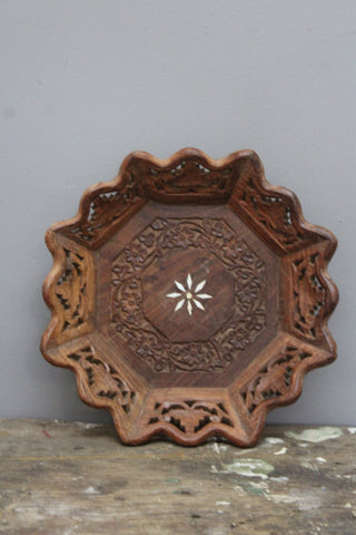 Eastern Carved Tray
