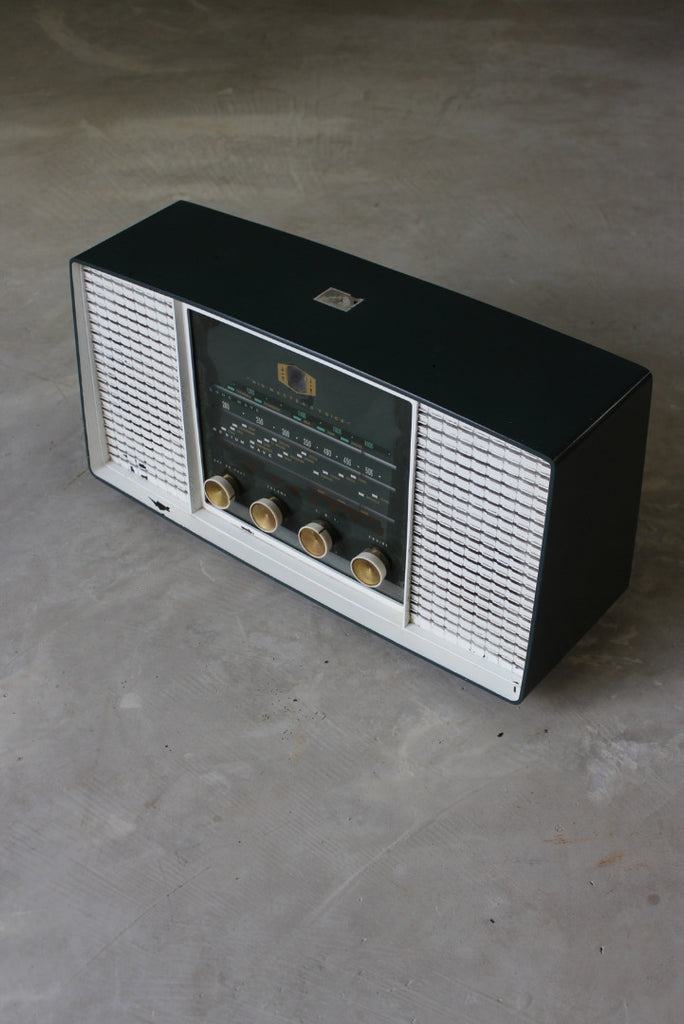 Vintage HMV Radio 1379 - Kernow Furniture
