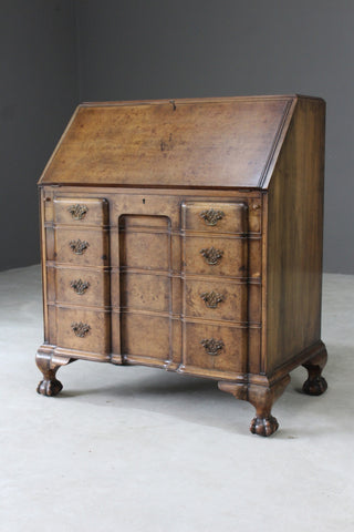 Waring & Gillows Walnut Writing Bureau