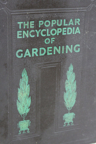 The Popular Encyclopedia of Gardening