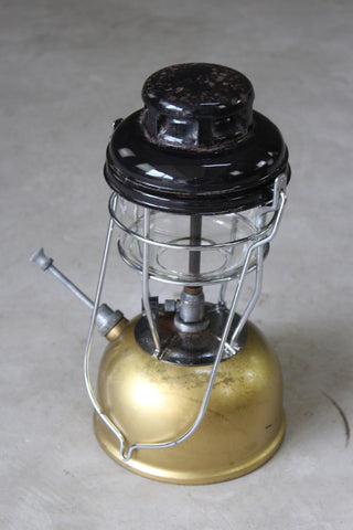 Vintage Gold Tilley Paraffin Lamp