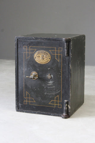 Antique Samuel Withers Safe