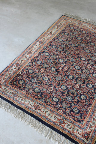 Blue Persian Wool Rug