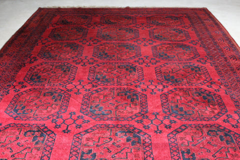 Large Afghan Carpet
