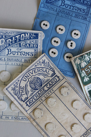 vintage buttons collectables