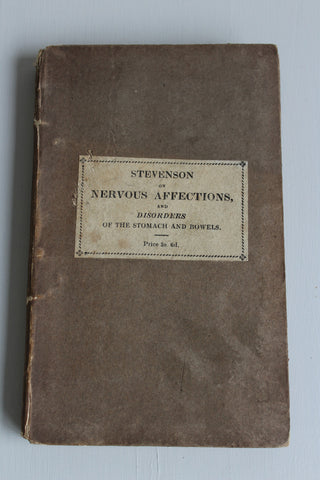 antique medical books stomach & digestion