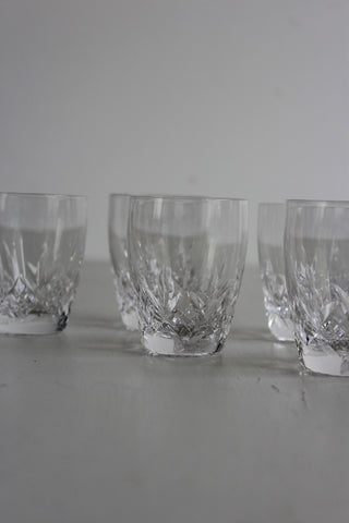 quality small drinking glasses