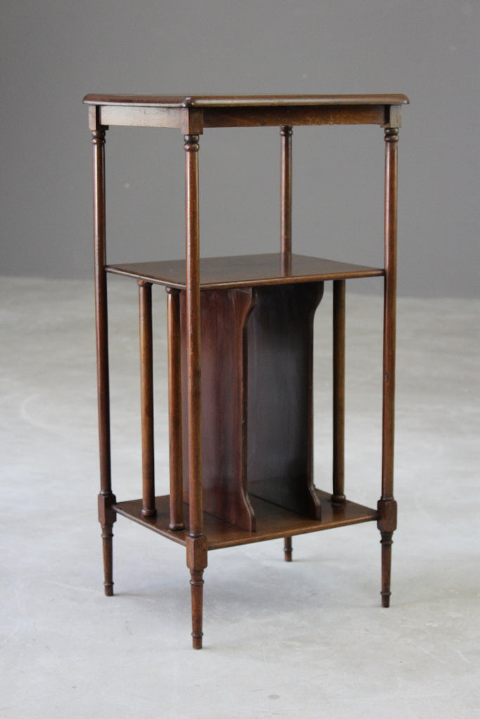 Early 20th Century Mahogany Side Table Canterbury - Kernow Furniture