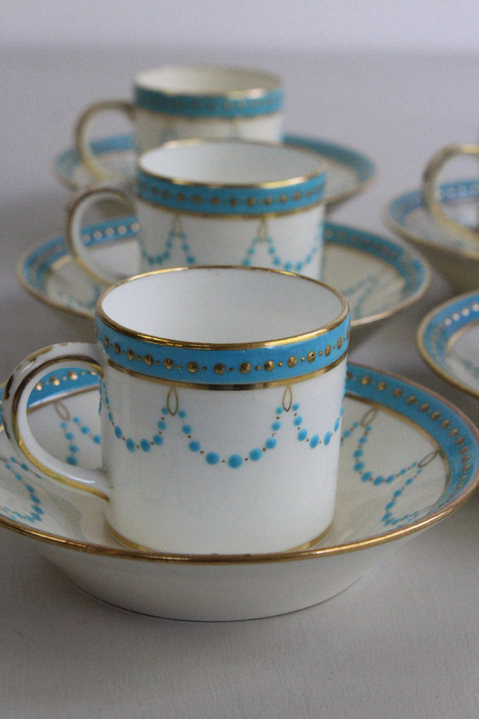 5 Minton Cups - Kernow Furniture