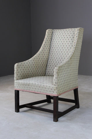 Edwardian Upholstered Armchair