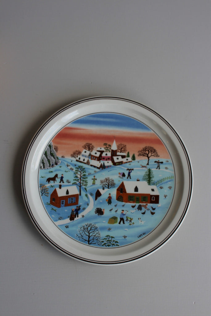 Villeroy & Boch Four Seasons Plate