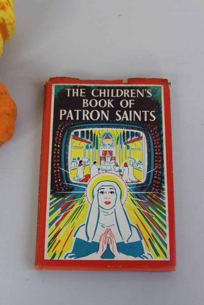 Childrens Book Of Patron Saints - Kernow Furniture