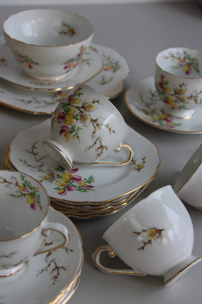Stanley Bone China Tea Set