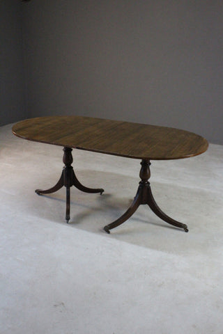 Reproduction Antique Style Dining Table