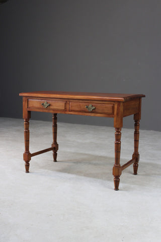 Edwardian Side Table - Kernow Furniture