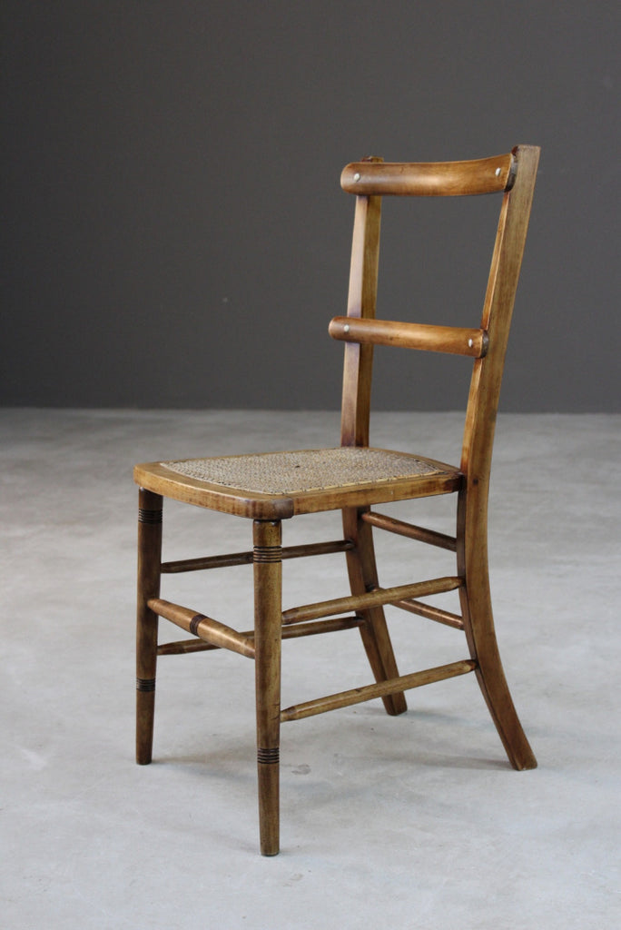 Single Cane Occasional Chair - Kernow Furniture