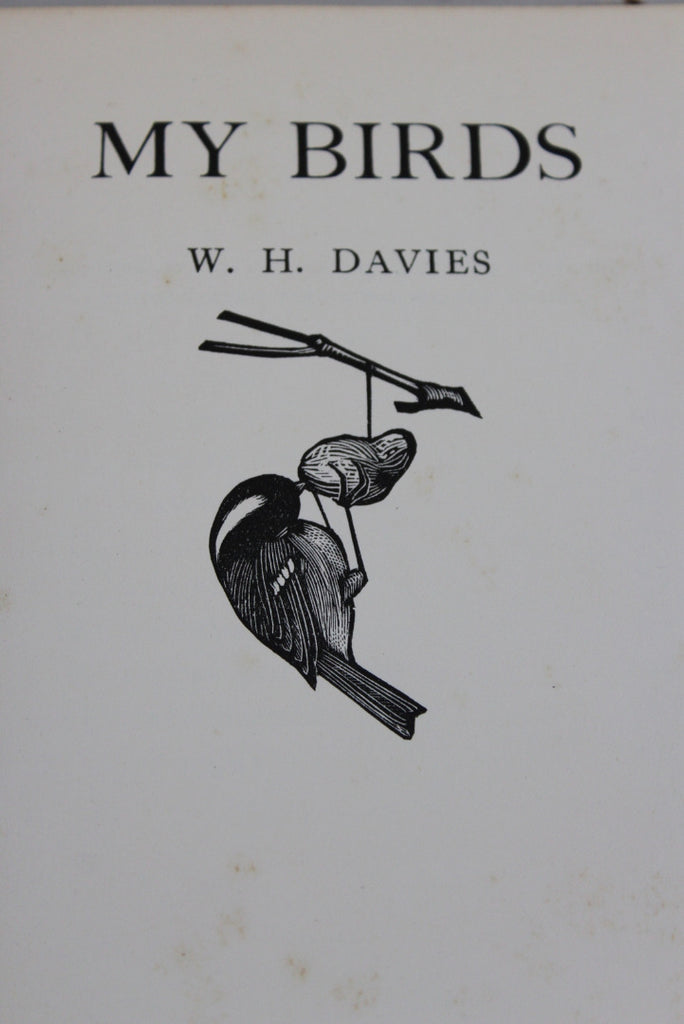 My Birds W H Davies - Kernow Furniture