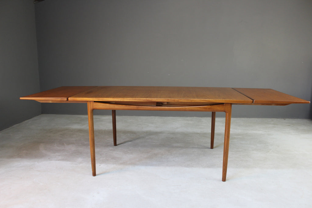 Retro Extending G Plan Kofod Larsen Teak Dining Table