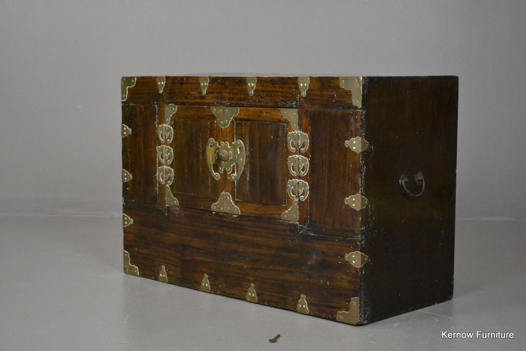 Chinese Storage Cabinet Chest - Kernow Furniture 100s vintage, retro & antique items in stock