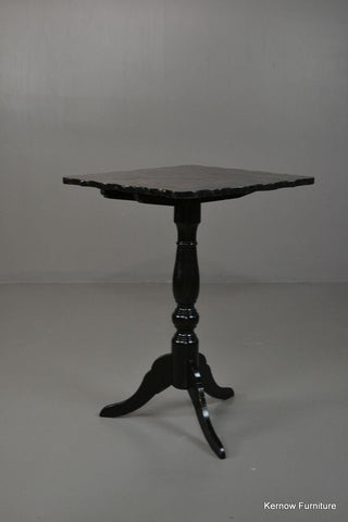 Antique Japanned Occasional Table - Kernow Furniture 100s vintage, retro & antique items in stock