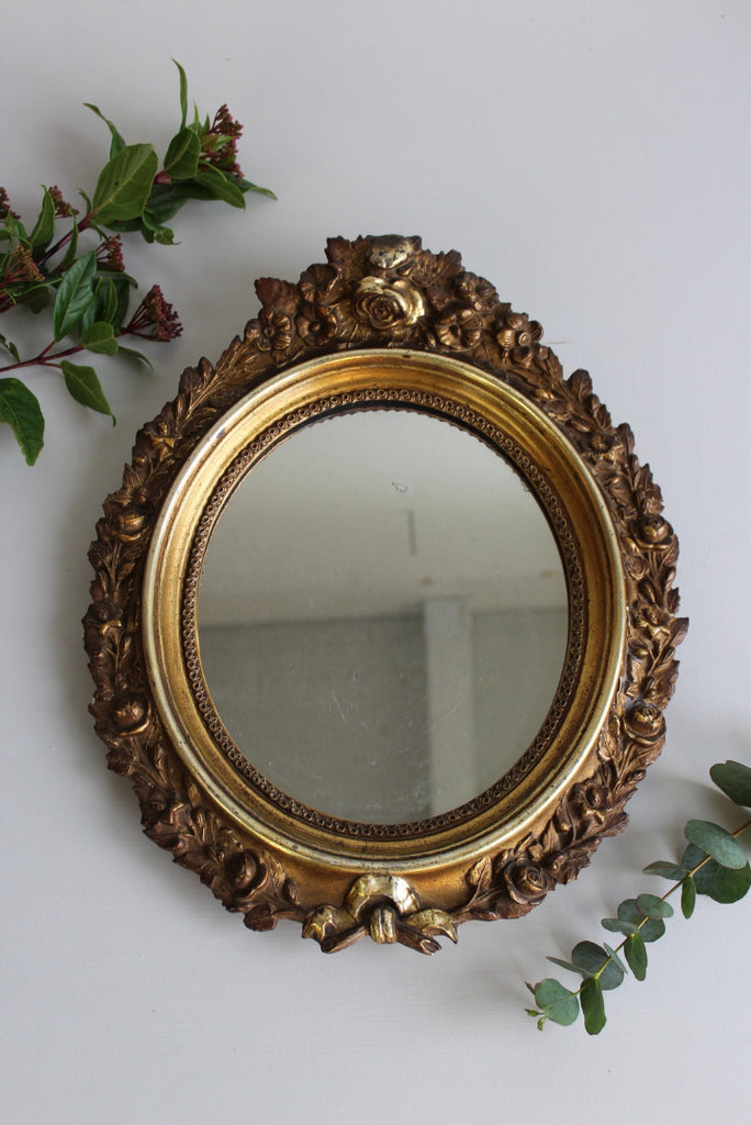 Early 19th Century Gilt Mirror - Kernow Furniture