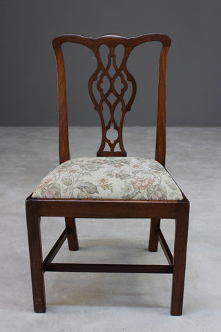 Antique Chippendale Style Dining Chair