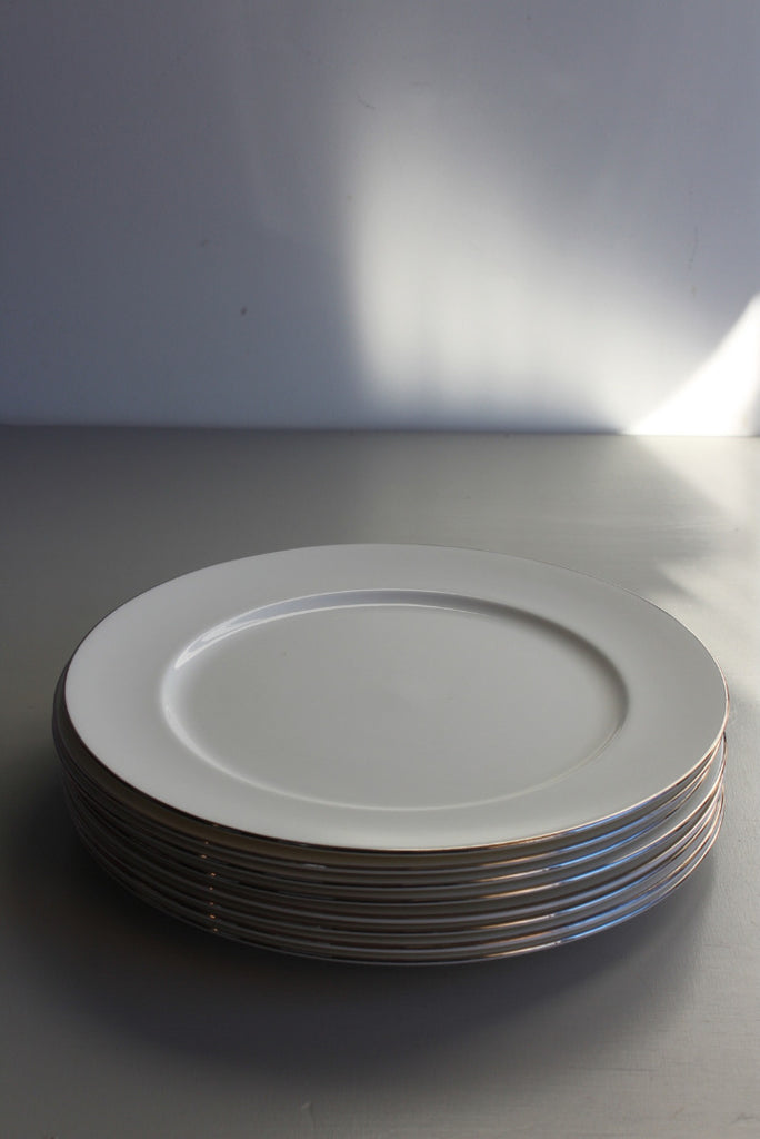 8 Royal Doulton Fusion Dinner Plate - Kernow Furniture