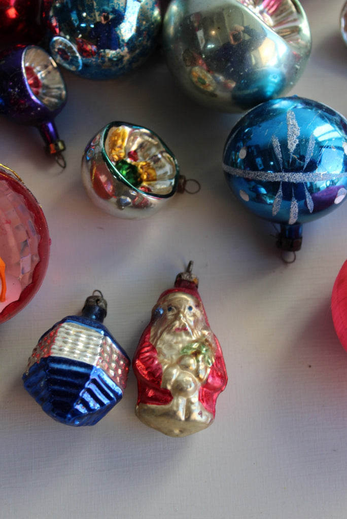 Collection Vintage Christmas Decorations - Kernow Furniture