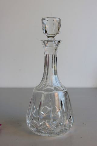 Quality Glass Decanter