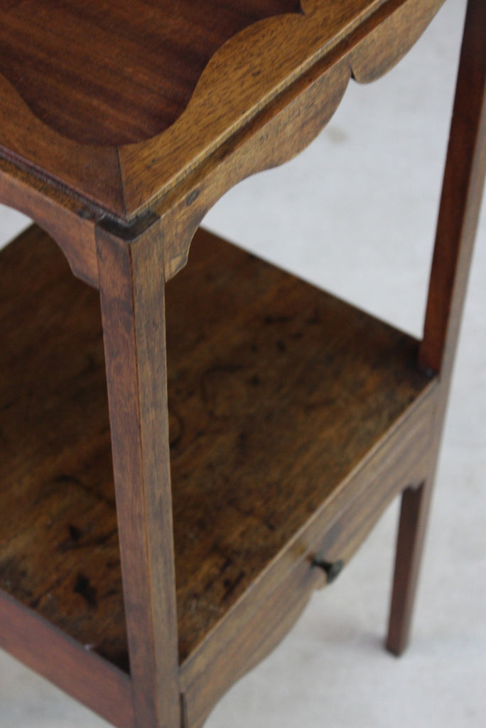 Two Tier Nightstand - Kernow Furniture