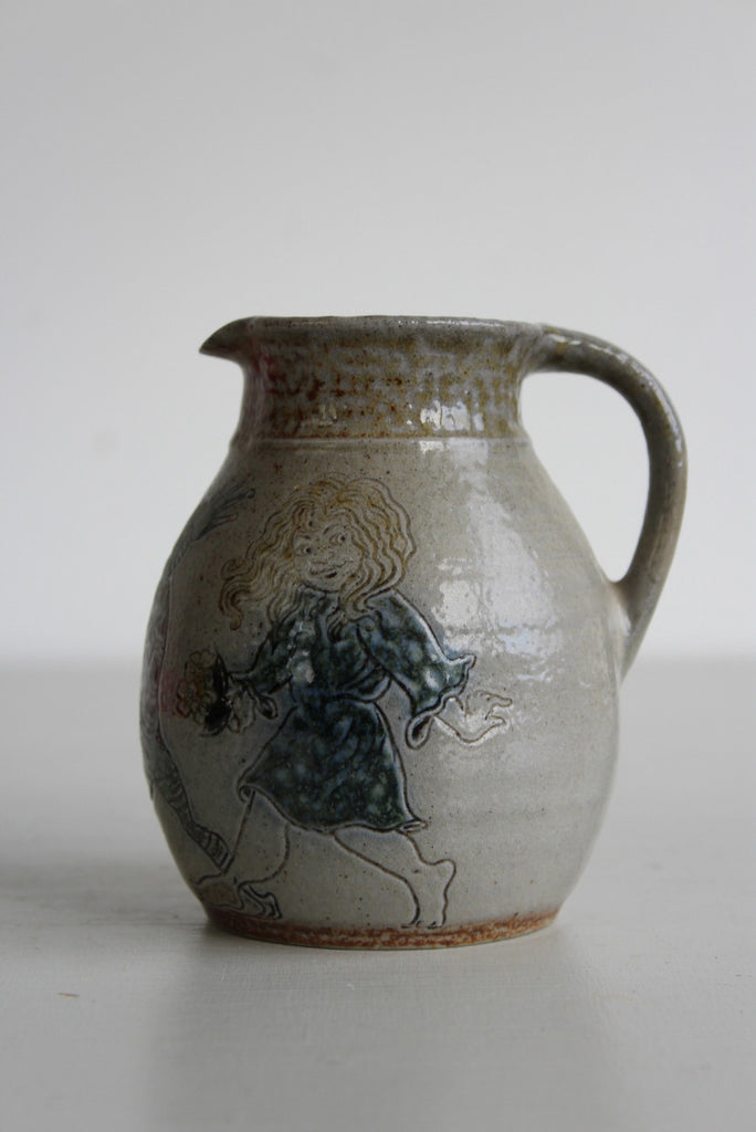 Michael Mosse Llanbrynmair Pottery Jug - Kernow Furniture