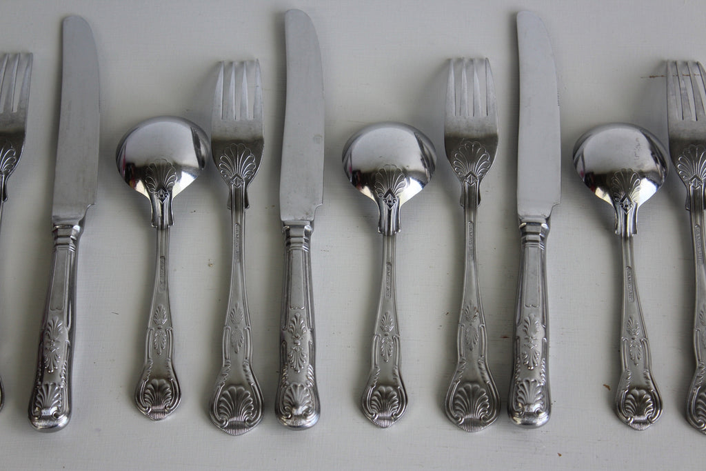 Stainless Steel Cutlery - Kernow Furniture