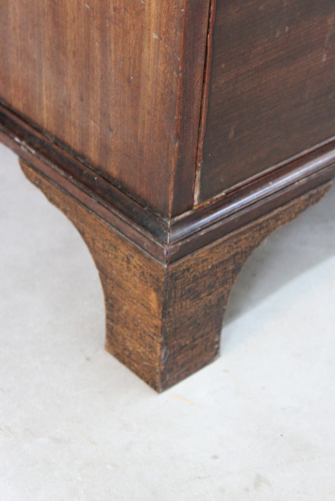 Early 19th Century Mahogany Chest of Drawers - Kernow Furniture