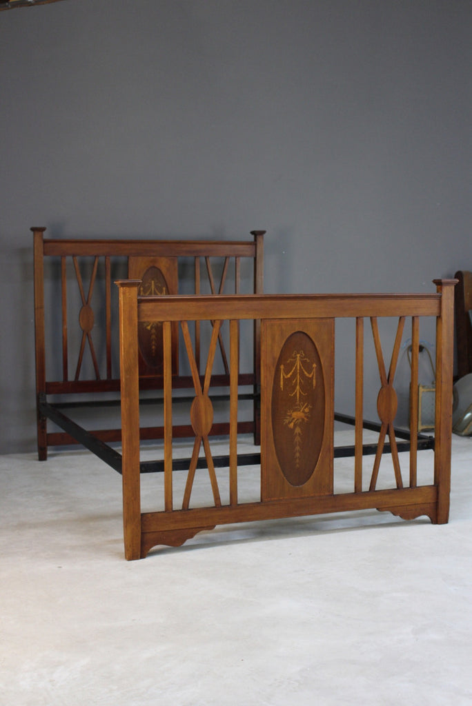 Edwardian Double Bed Frame
