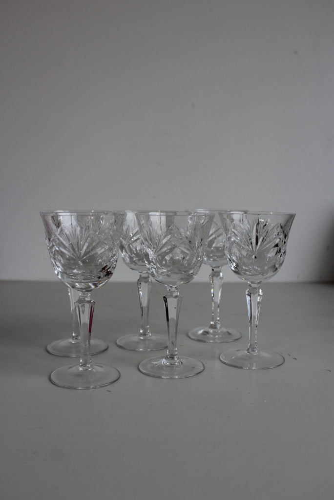 6 Port Glasses