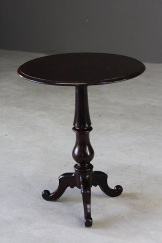 Victorian Round Occasional Table
