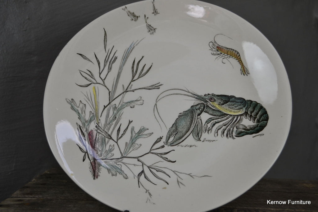 Johnson Bros Fish Plates - Kernow Furniture